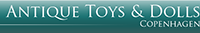 Logo Antique Toys and Dolls